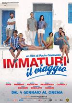Trailer Immaturi - Il viaggio