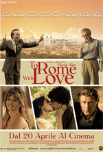 Trailer To Rome With Love