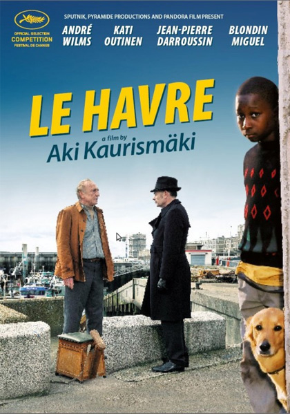 Poster Miracolo a Le Havre