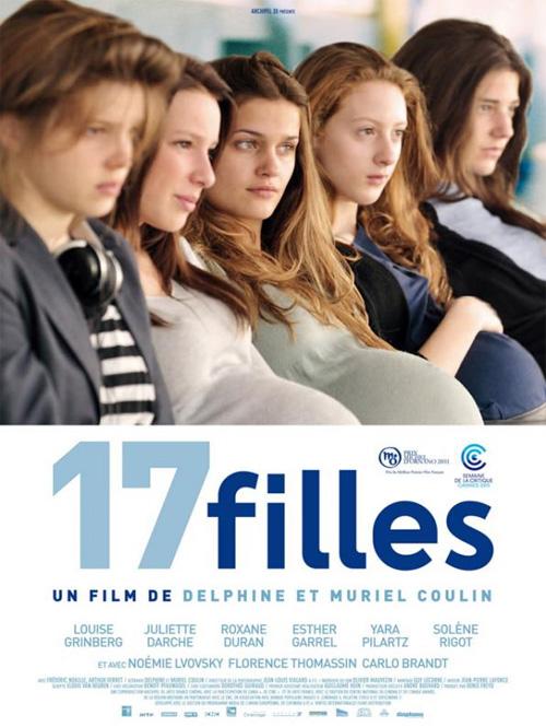 Poster 17 ragazze