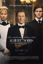 Poster Albert Nobbs  n. 1