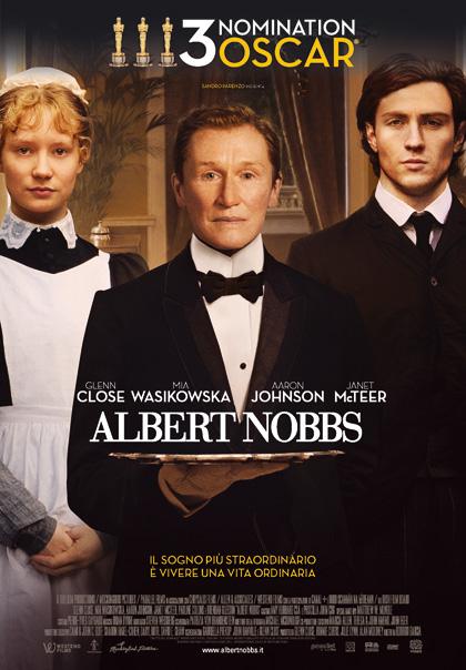 Locandina italiana Albert Nobbs