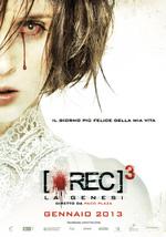 Poster Rec 3 - La Genesi  n. 0