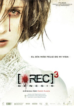 Poster Rec 3 - La Genesi  n. 1