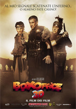 Poster Box Office 3D - Il film dei film  n. 1