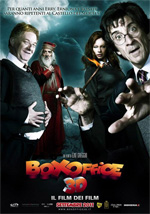 Poster Box Office 3D - Il film dei film  n. 2