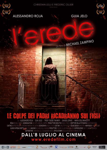 Locandina italiana L'erede - The Heir