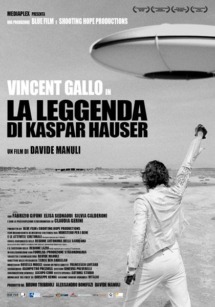 Locandina italiana La leggenda di Kaspar Hauser
