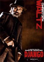 Poster Django Unchained  n. 1