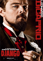 Poster Django Unchained  n. 3