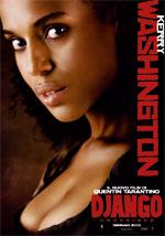 Poster Django Unchained  n. 4