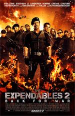 Poster I mercenari 2  n. 12
