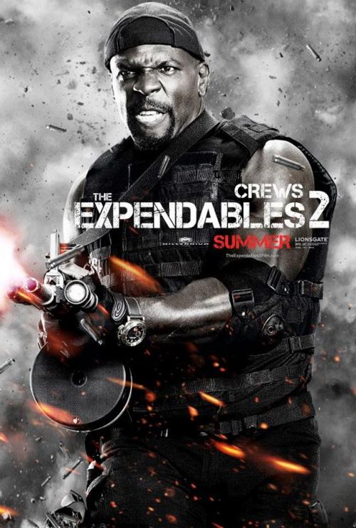 Poster I mercenari 2