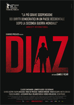 Locandina Diaz - Non pulire questo sangue