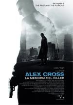 Poster Alex Cross  n. 0