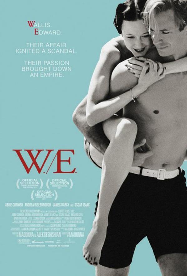 Poster W.E. - Edward e Wallis