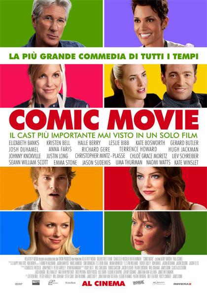 Comic Filme Stream