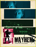 Poster Mayhem  n. 0