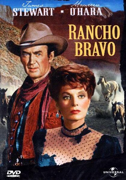 Locandina italiana Rancho Bravo