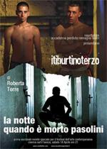 Poster La notte quando e' morto Pasolini  n. 0