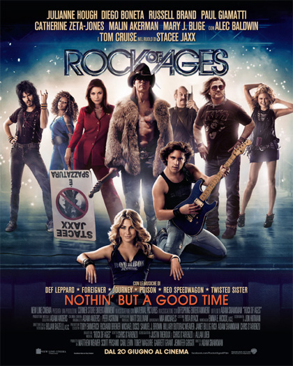 Poster Rock of Ages