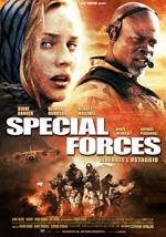 Locandina Special Forces - Liberate l'ostaggio