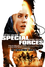 Poster Special Forces - Liberate l'ostaggio  n. 1