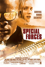 Poster Special Forces - Liberate l'ostaggio  n. 2