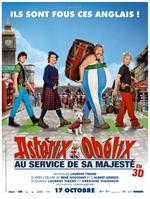 Poster Asterix e Obelix al servizio di sua Maestà  n. 2