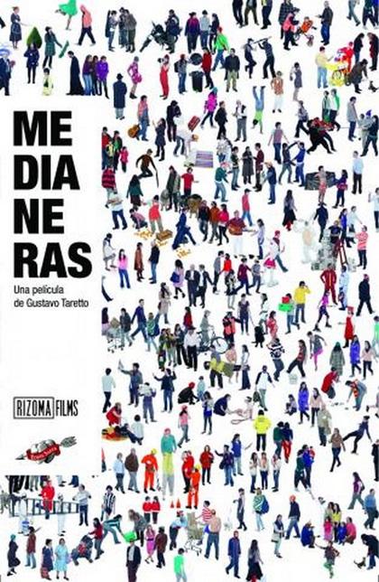 Poster Medianeras - Innamorarsi a Buenos Aires