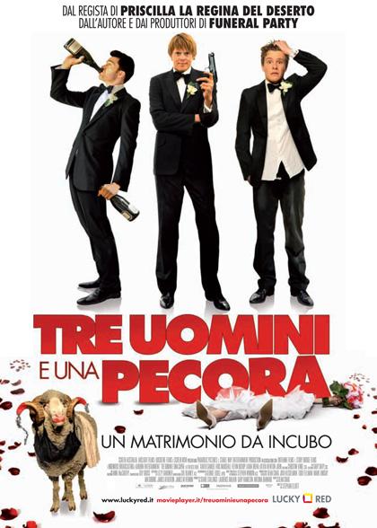 Tre Uomini E Una Pecora Film 2012 Mymovies It