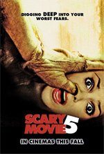 Poster Scary Movie 5  n. 1