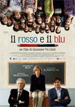 Poster Il rosso e il blu  n. 0