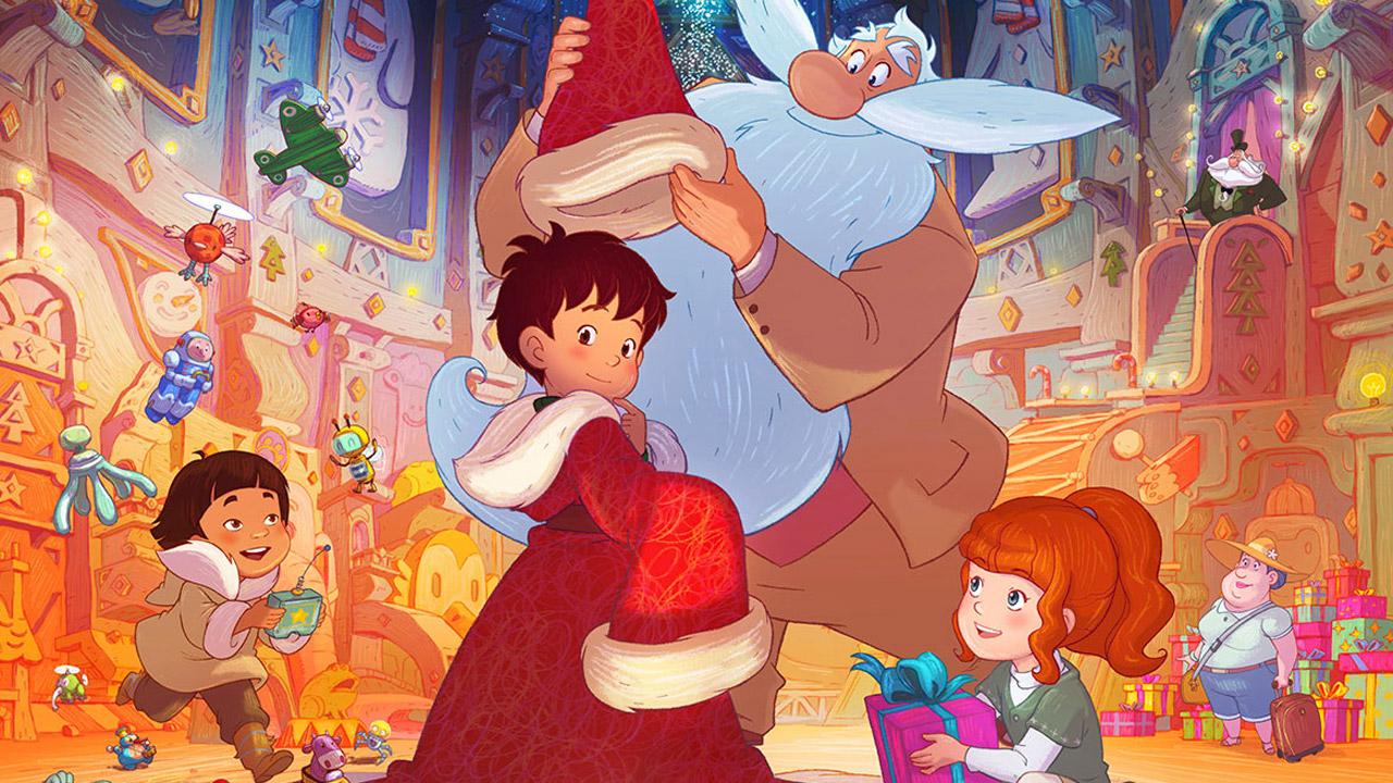 Apprendista Babbo Natale Ep 05.L Apprendista Babbo Natale Il Natale Di Nicholas Film 2010 Mymovies It