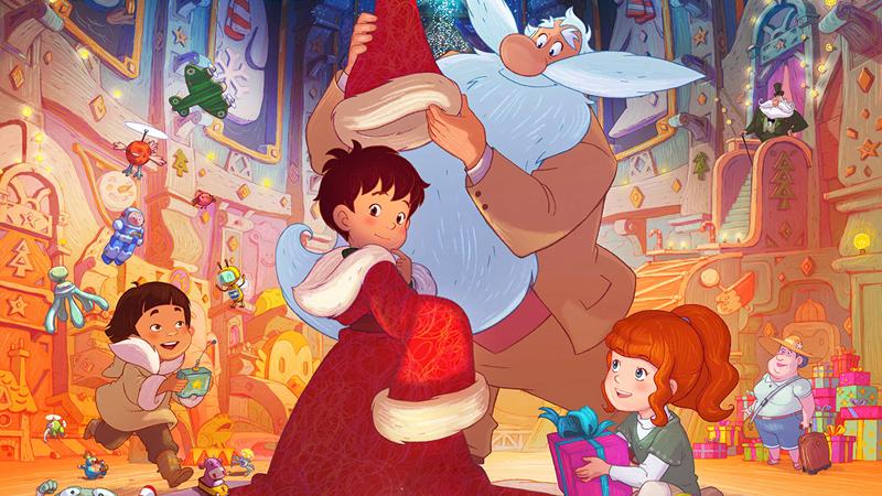 L'apprendista Babbo Natale - Il natale di Nicholas