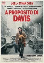 Locandina A proposito di Davis