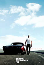Poster Fast & Furious 6  n. 2