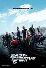 Poster Fast & Furious 6  n. 4