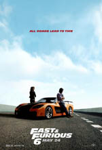 Poster Fast & Furious 6  n. 5