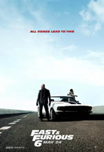 Poster Fast & Furious 6  n. 6