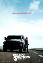 Poster Fast & Furious 6  n. 7