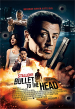 Poster Jimmy Bobo - Bullet To the Head  n. 1