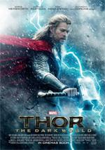 Poster Thor - The Dark World  n. 1