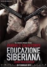 Trailer Educazione siberiana