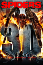 Poster Spiders 3D  n. 1