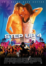 Poster Step Up 4 Revolution 3D  n. 1