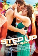 Poster Step Up 4 Revolution 3D  n. 3