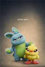 Poster Toy Story 4  n. 2