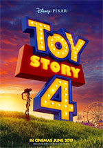 Poster Toy Story 4  n. 5