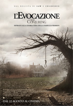Poster L'evocazione - The Conjuring  n. 2